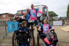 Triatlon Witmarsum 2017